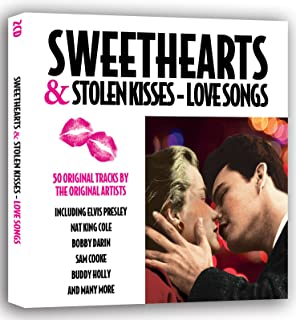 Sweethearts & Stolen Kisses Love Songs