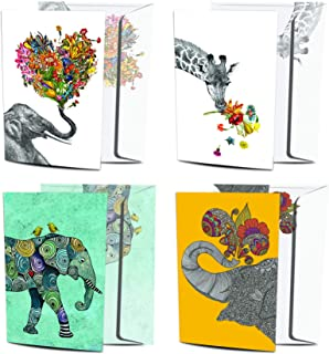 greeting cards made from recycled paper