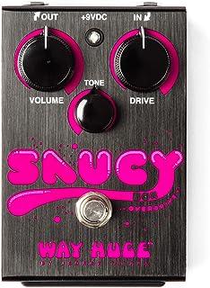 Way Huge DL S whe 205Saucy Caja Efecto Overdrive guitarra