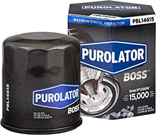 Purolator PBL14615 Black Single PurolatorBOSS Maximum Engine Protection Spin On Oil Filter