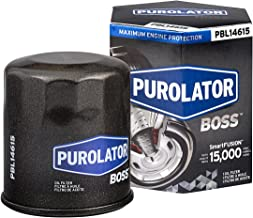 Purolator PBL14615 Black Single PurolatorBOSS Maximum Engine Protection Spin On Oil Filter