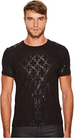 Just Cavalli - Wrought Iron T-Shirt