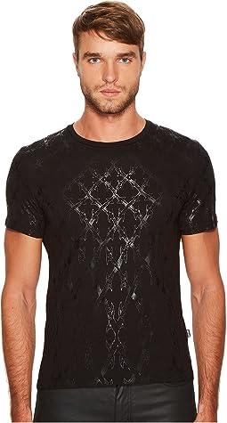 Just Cavalli - Wrought Iron T-Shirt