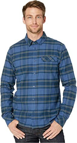 Blue Fog Plaid