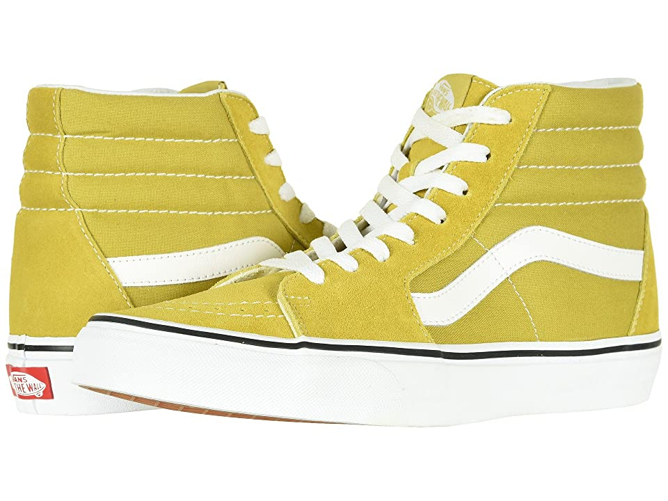 Vans SK8-Hitm (Cress Green/True White) Skate Shoes