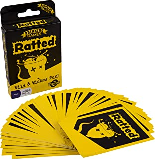 Ratted Drinking Card Game (Double Pack) - Wild Wicked Fun to Match Cards and Sniff Out The Rat - Bar Game with 69 Cards (N...