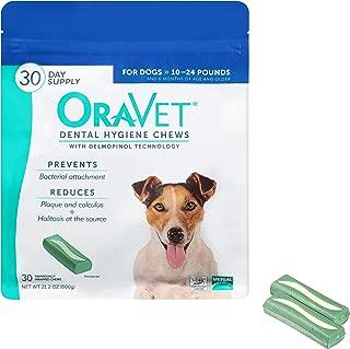 Best oravet dog chews Reviews