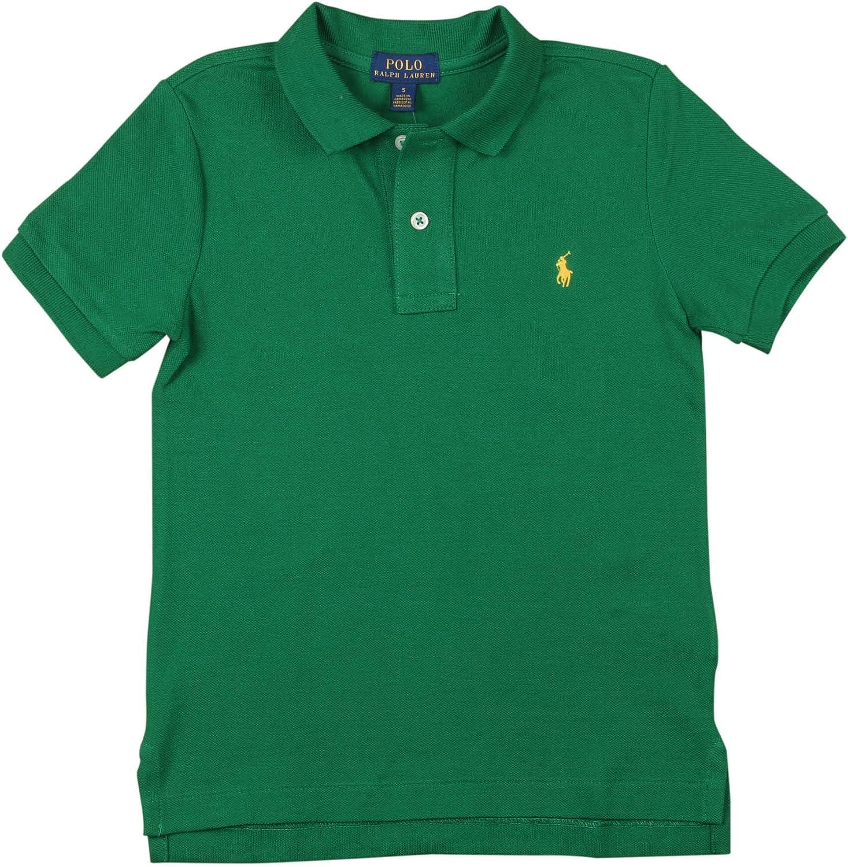 Ralph Lauren Polo RL Boys' (8-20) Cotton Pony Polo Shirt