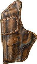BLACKHAWK! Premium Leather Inside-The-Pants Kimber, Micro 9 RH Antiqued Brown, Box Antique Brown