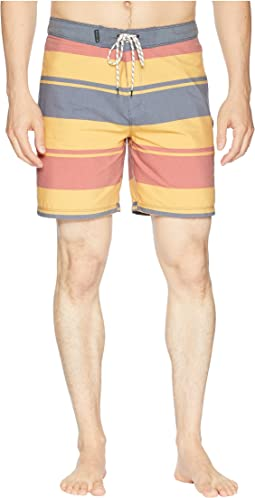"Pendleton Yellowstone Beachside 18"" Boardshorts"