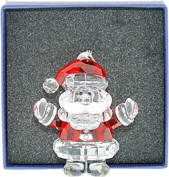 施华洛世奇圣诞老人节日装饰品 5286070