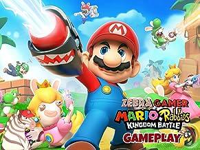 Clip: Mario + Rabbids Kingdom Battle Gameplay - Zebra Gamer