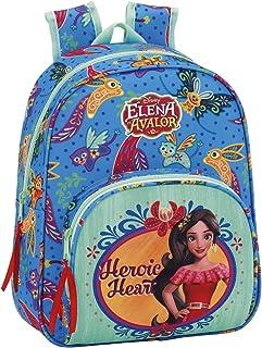 Mochila Infantil Elena De Avalor Oficial 280x100x340mm