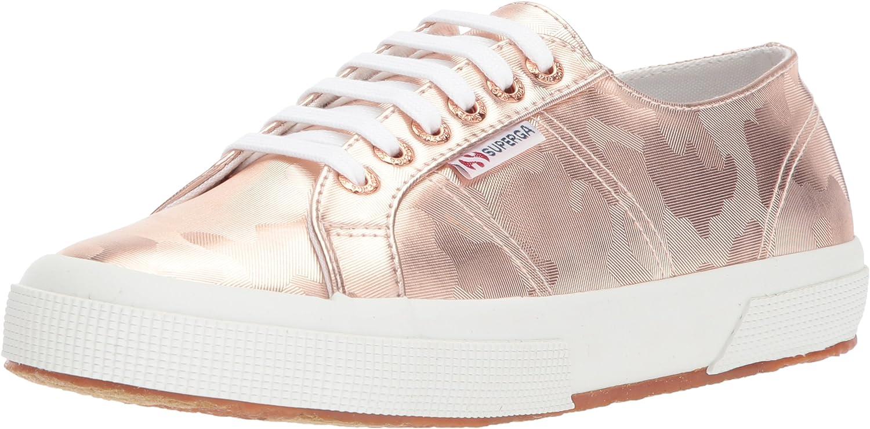 Superga Women's 2750 Army Chromw Sneaker