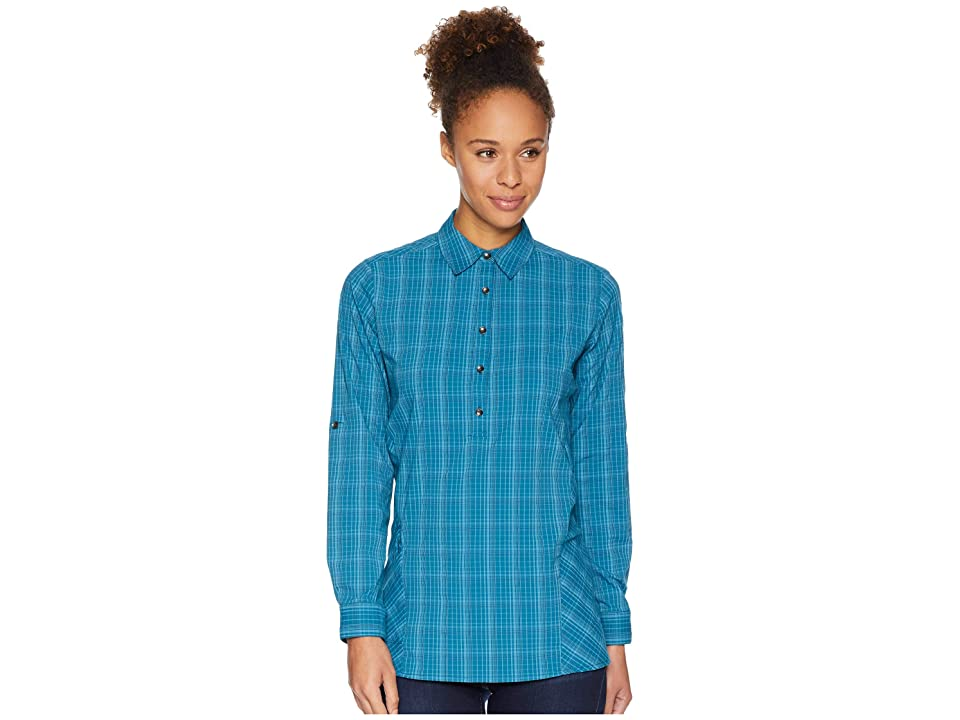 Royal Robbins Spotless Traveler Tunic (Blue Coral) Women