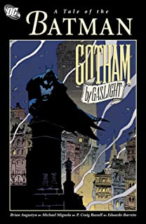 Batman: Gotham by Gaslight (DC Elseworlds) (English Edition)
