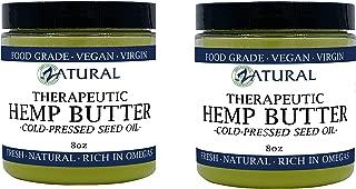 hemp seed butter for hair