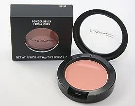 MAC Powder Blush MELBA (Soft coral-peach), 6 g/ 0.21 US oz