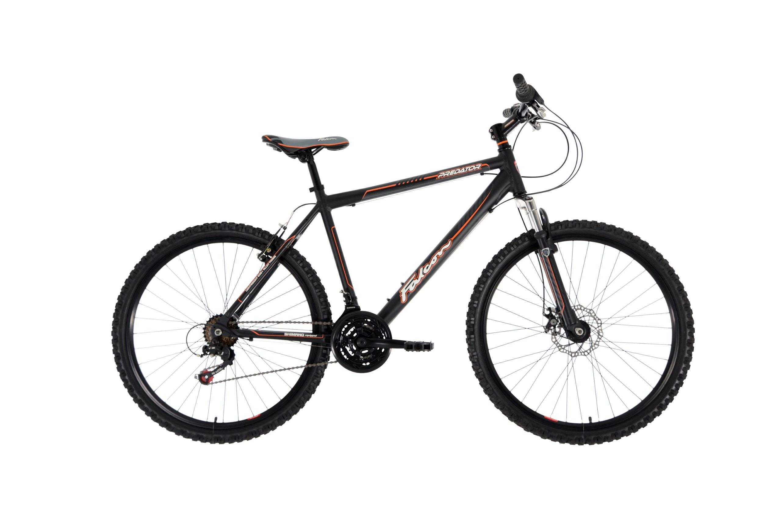 FALCON Predator - Bicicleta de montaña para Hombre, Talla L (173 ...