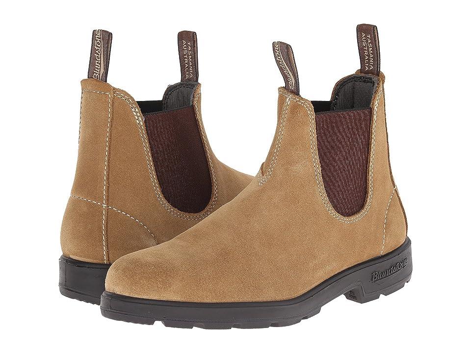 Blundstone BL1456 (Sand Suede) Work Boots