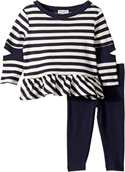 Stripe Cut Out Set (Infant)