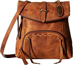 Archer Distressed Leather