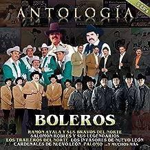 Antologia: Boleros