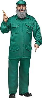 Disfraz de Fidel Castro - Macho Un solo Talle