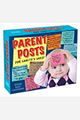 Parent Posts - For Sanity's Sake 2020 Boxed Daily Calendar Office Product