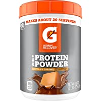 Gatorade Chocolate Caramel Whey Protein Powder (21 Ounce)