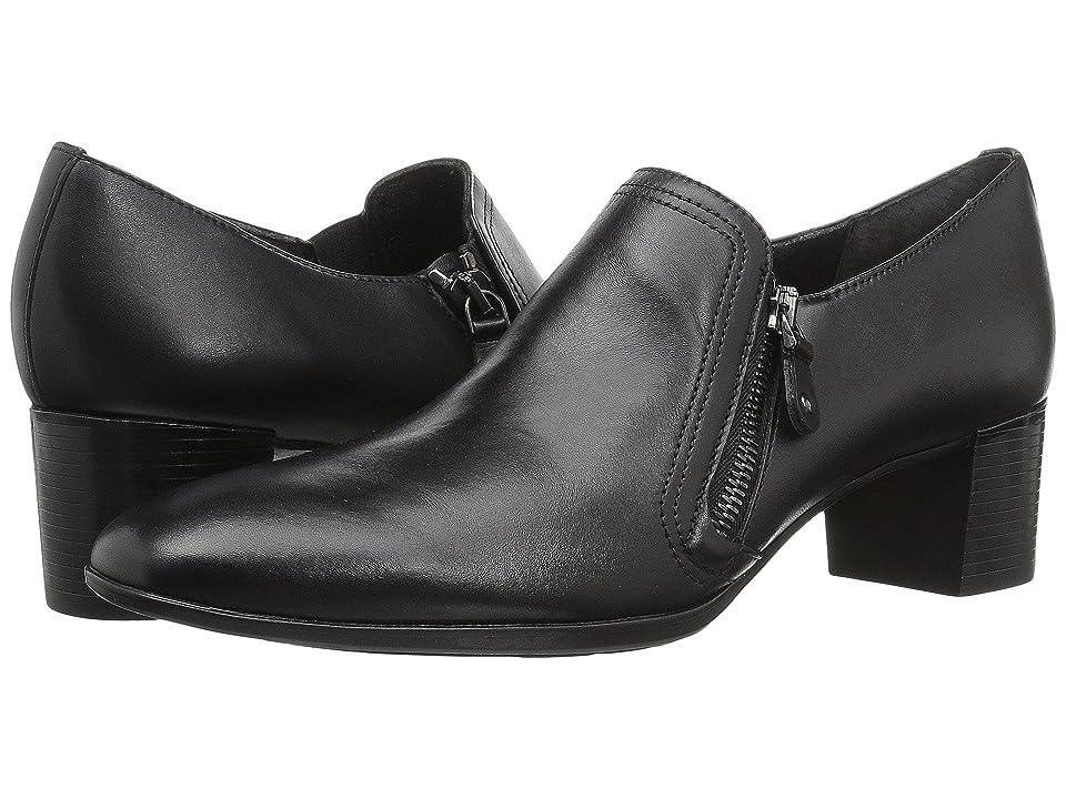 c106d5e96b9 Munro Annee (Black Leather) Women