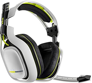 ASTRO Gaming A50 (headset only) Gaming Headset Xbox One / PC / MAC - White- Replacement Headphone Only with no Cables no base (New Open Box) (Renewed)