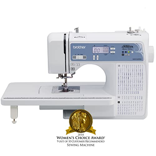 Brother Computerized Sewing Machine, XR9550PRW, Project Runway Limited Edition, 110 Built-in