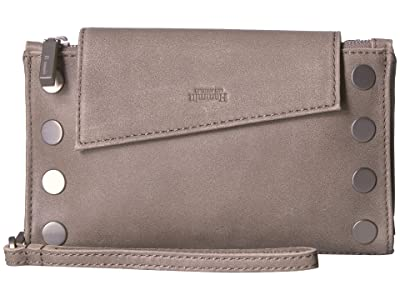 Hammitt 35 North (Pewter/Brushed Silver) Handbags