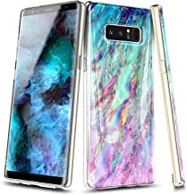 NageBee Case for Samsung Galaxy Note 8, Ultra Slim Thin Glossy Stylish Protective Cover Phone Case -Nova