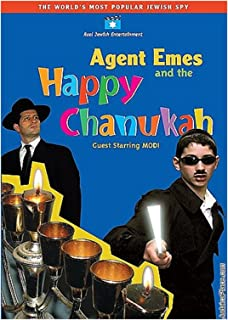 Agent Emes and the Happy Chanukah