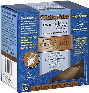 Tinkyada Grand Shell Brown Rice Pasta, 8 Ounce - 12 per case.