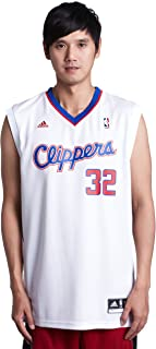 adidas Blake Griffin NBA Los Angeles Clippers Revolution Replica Jersey - White