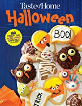 Taste of Home Halloween Mini Binder: 100+ Freaky Fun Recipes & Crafts for Ghouls of All Ages (TOH Mini Binder) PDF