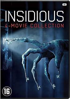 Insidious 1 to 4 (DVD) 2018