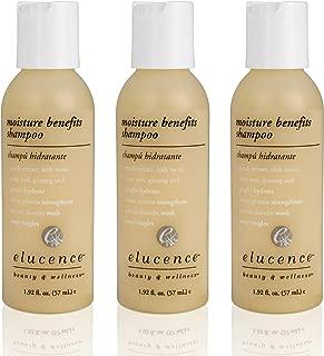 Elucence Moisture Balancing Shampoo, 1.92-Ounce (3-Pack)