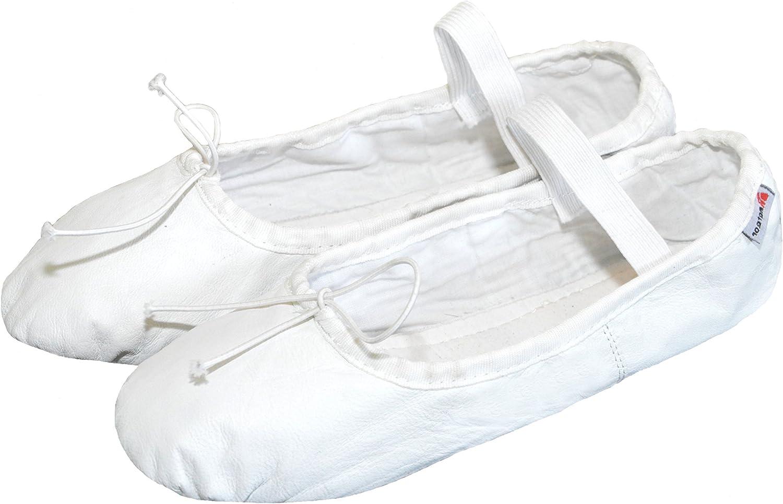 meteor Baletki Sk/órzane #33 Unisex Kinder Ballettschuhe