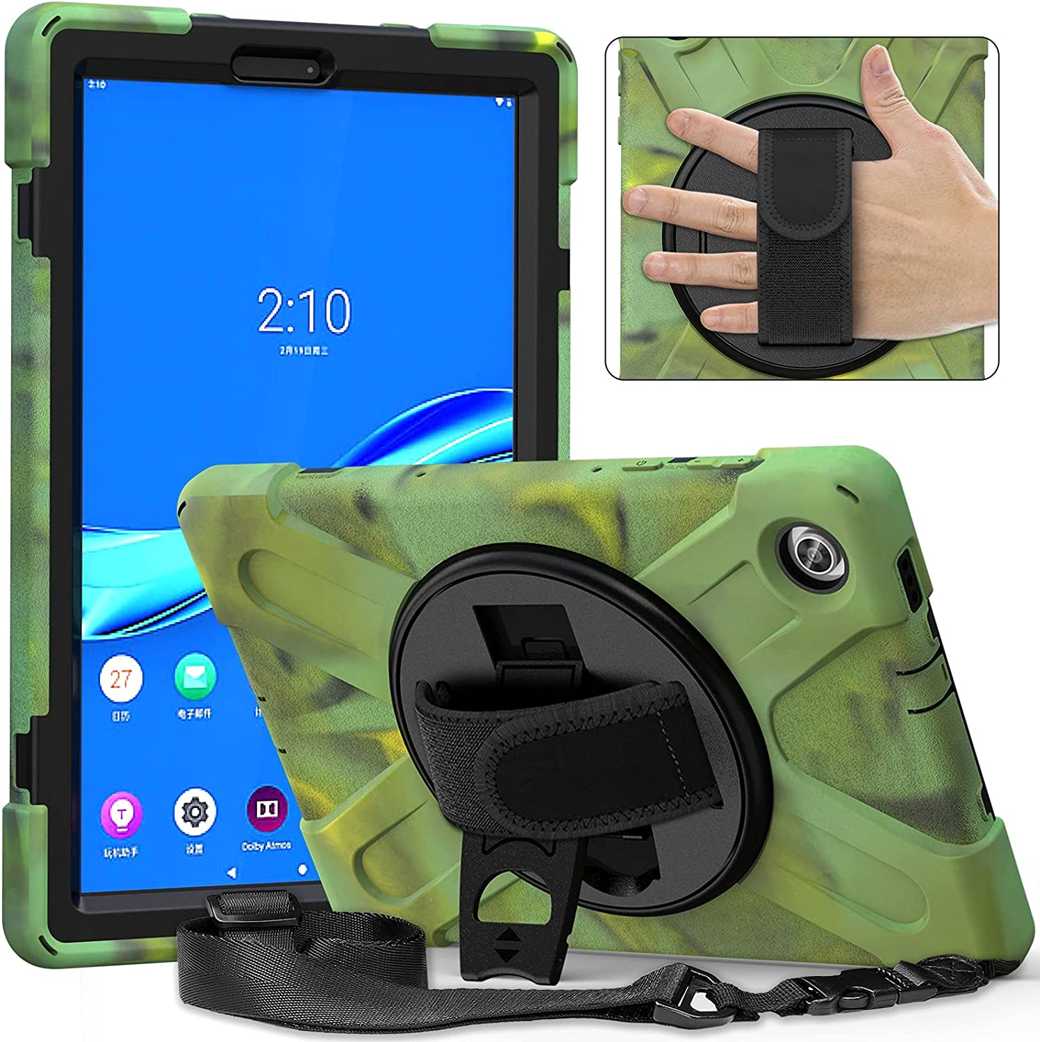 AHUOZ Nashville-Davidson Mall Tablet PC Case Bag Sleeves Lenovo Tab Cover Ranking TOP9 M10 for