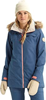 Burton Women's Lelah Jacket with Removable Fur Trim