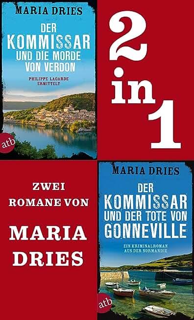 Der Kommissar und der Tote von Gonneville & Der Kommissar und die Morde von Verdon (German Edition)