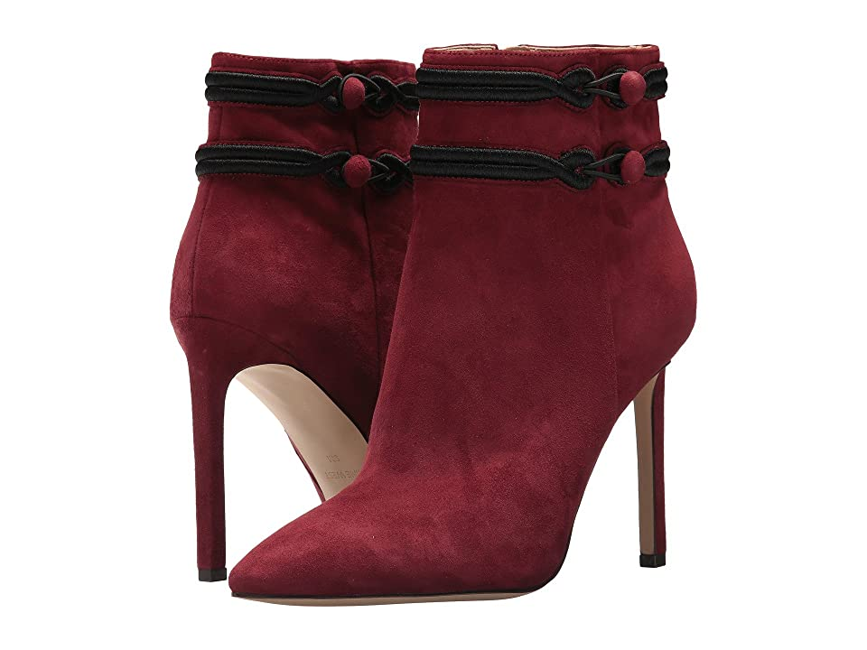 Nine West Teresa (Wine/Wine Suede) Women