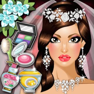 Wedding Fashion - Beauty Spa and Makeup Salon Free Game for Girls