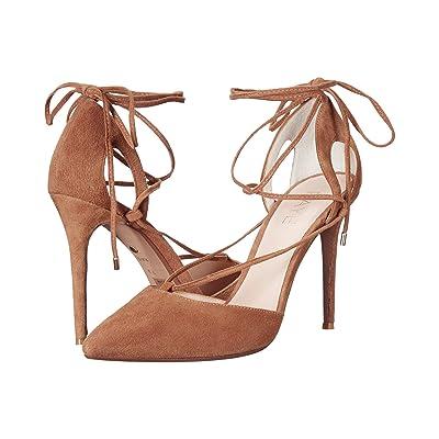 RAYE Tamrin (Dark Tan) High Heels