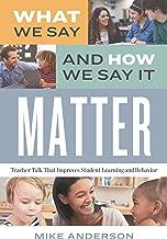 teacher words matter
