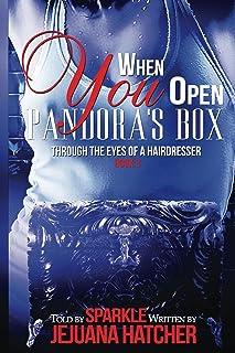 When You Open Pandora's Box: Through The Eyes Of A Hairdresser (English Edition)